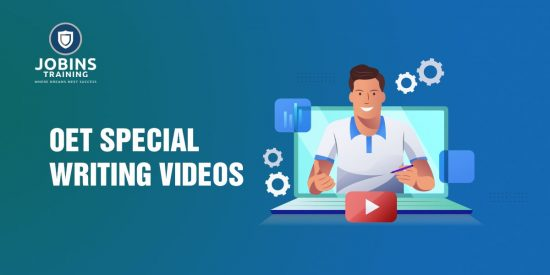 OET SPECIALWRITING VIDEOS
