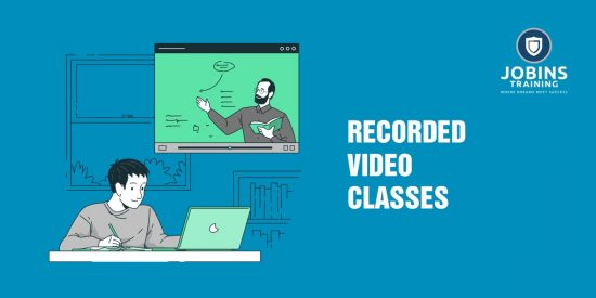 recorded video classes